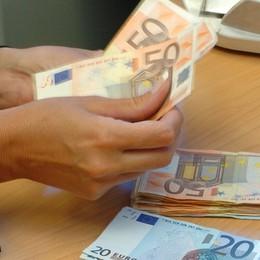 Il debito delle famiglie bergamasche: «Nel 30% dei nuclei oltre 12 miliardi»