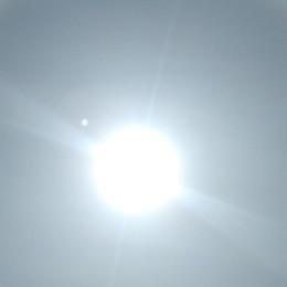 Il sole e un alone che lo circonda Ecco come avviene il fenomeno