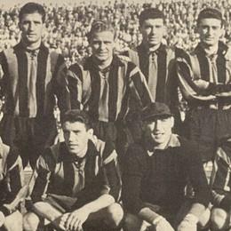 La macchina del tempo vola al 1955: cinque pappine alla Fiorentina. Vittoria record con tripletta di Rasmussen