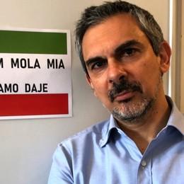 Paolo, in trincea per «difendere» il Gemelli «Da due mesi ormai non vedo i miei figli»