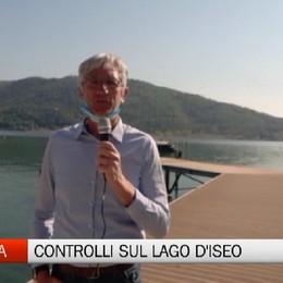 Pasqua sul lago d'Iseo: in un mese record di controlli a Sarnico