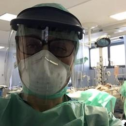 Svetlana, a Bergamo voluta da Parenzan  «Ora aiuto i russi all'ospedale in Fiera»