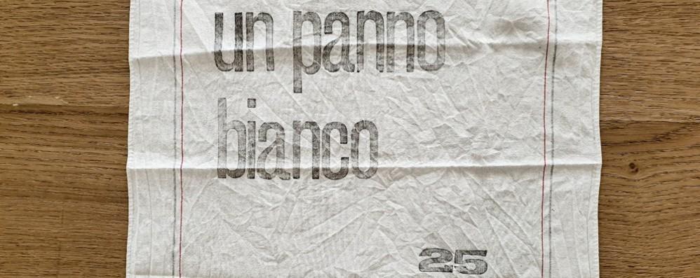 «Un panno bianco» per il 25 aprile Niente corteo, ma un progetto comunitario