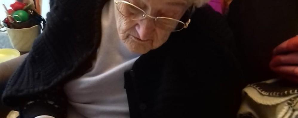 I 110 anni da record di Angela «La mia vita? Bellissima»
