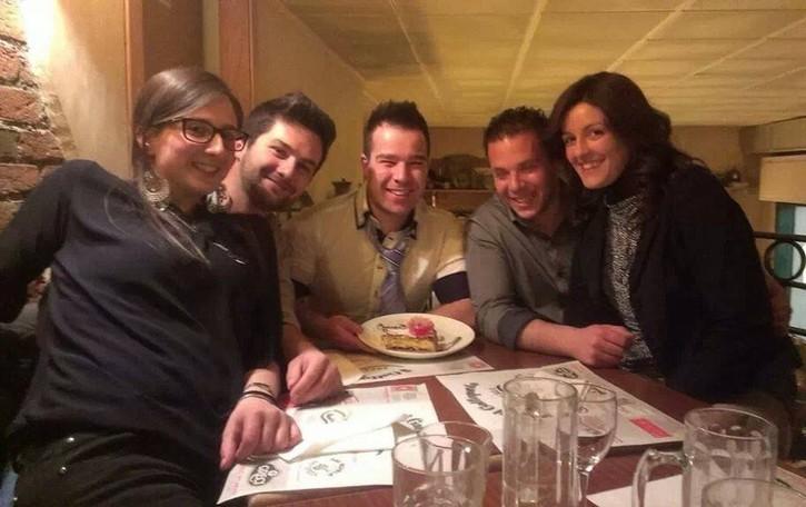 Il dolore di Cusio: addio a Steven, 31 anni Vittima del Covid, era ricoverato a Lipsia