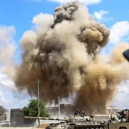L'ombra del virus sul caos libico
