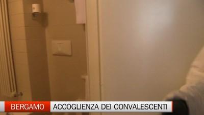 Bergamo, l'emergenza tocca i convalescenti. E gli alberghi aprono le porte