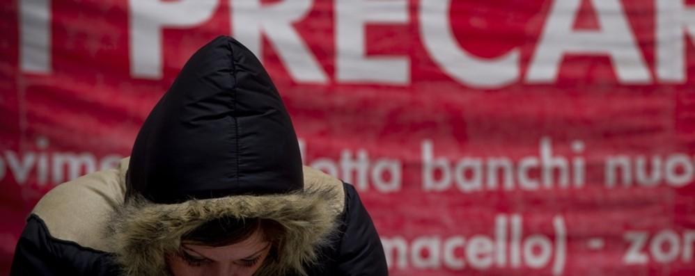 Bergamo, gli interinali  al tempo del virus «A rischio almeno 3000 posti di lavoro»