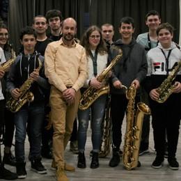 Dal Secco Suardo Sax  Ensemble un messaggio di speranza - Video