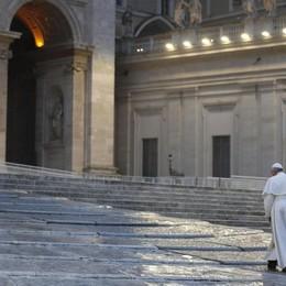 La ripartenza per il Papa Occasione per cambiare Una vita senza scarti