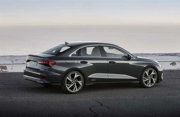 L'Audi A3 Sedan