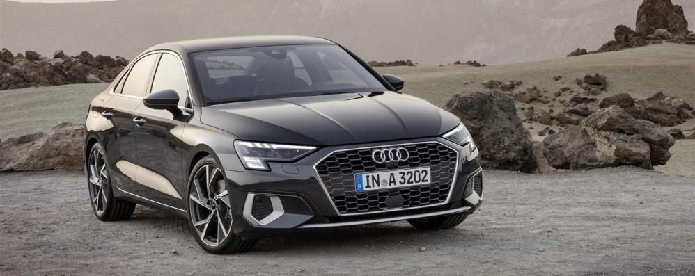 Nuova Audi A3 Sedan La berlina compatta