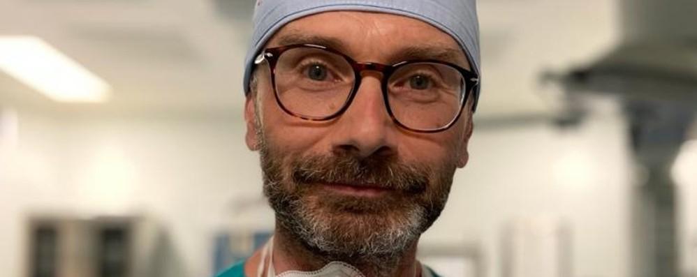 Pierpaolo Mariani: ho visto il dolore «Una ferita che non si rimarginerà più»