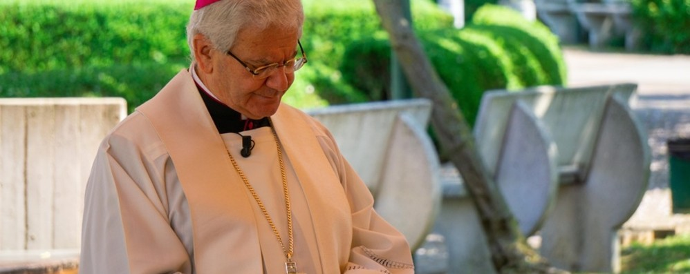 «Con la preghiera l'affetto agli anziani Domenica Messa dedicata ai ragazzi»