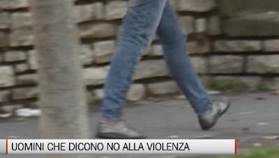 Uomini che dicono no alla violenza