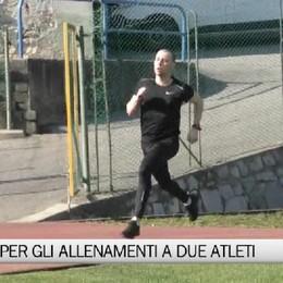 Albino, deroga per gli allenamenti a due atleti