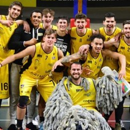 Basket, prima video conferenza  Bergamo e la grossa incognita sul futuro