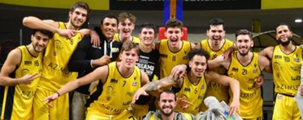 Basket, prima video conferenza  Bergamo e la grossa incognita sul futuro