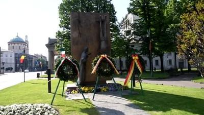 Commemorazione 25 Aprile a Bergamo