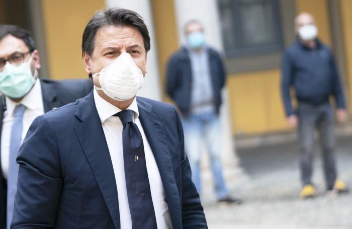 Conte a Milano