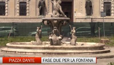Fase due in arrivo anche per piazza Dante a Bergamo