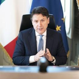 Il governo pronto per la fase 2 Discorso del premier Conte alle 20.20