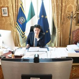 La partita europea Italia, passi avanti