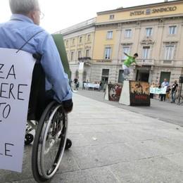 Lettera aperta di un papà al premier Conte «Ora attendiamo risposte  per i disabili»