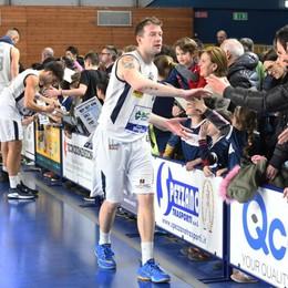 Tiri liberi sul basket orobico Cassa Rurale, ottimismo sul futuro