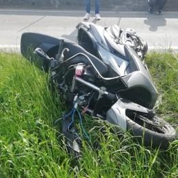 Tragedia a Sovere: muore 42enne Fatale una caduta dalla moto