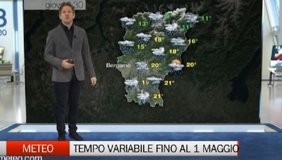 Meteo, le previsioni per giovedì 30 aprile