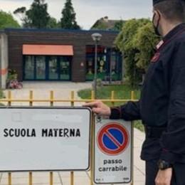 Ruba in una scuola a Stezzano: Macchina fotografica e... 10 € in monete