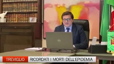 Anche Treviglio ricorda i morti per Coronavirus. Consiglio Comunale in streaming