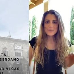 «Bergamo mola mia perchè...» Il video dei bergamaschi nel mondo