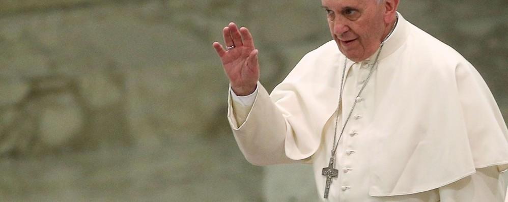 Il Papa chiama l'oratorio di Nembro «Saluto i giovani, grazie per ciò che fate»