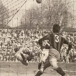 La macchina del tempo vola al 2 maggio di 72 anni fa: la Lazio a Bergamo prende 5 pappine, e l'Atalanta sogna in grande
