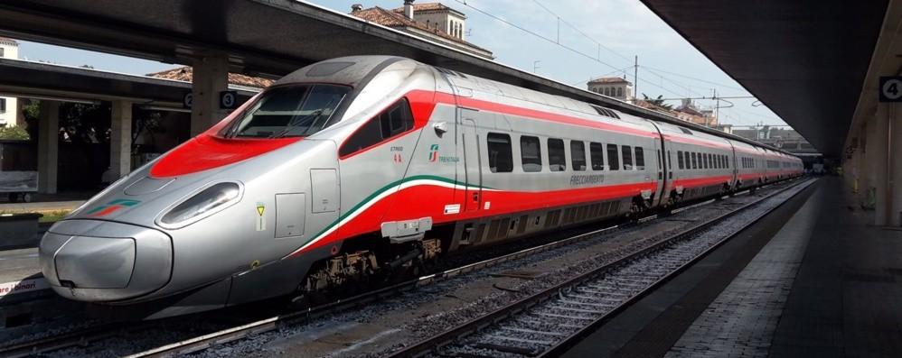 Niente Frecce e Italo da  Bergamo a Roma Pesa il divieto di spostamento tra regioni