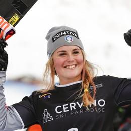Snowboard, la sfida di Michela Moioli «A Bergamo la Coppa del mondo»