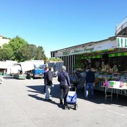 Stadio, ripartito il mercato del sabato Fila ordinata e buona affluenza