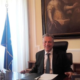 Bergamo ha un nuovo prefetto Da Varese arriva Enrico Ricci