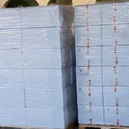 Bergamo, in dono 1.600 uova di Pasqua  Da Soriano Calabro alle famiglie bisognose