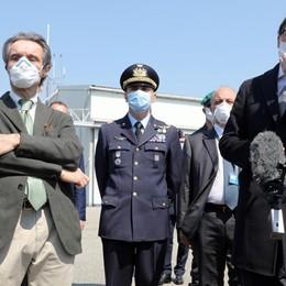 Boccia: la Lombardia è la priorità Borrelli: tutte le spese saranno coperte