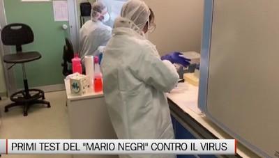 Cura del covid, prime risposte dal laboratorio di alta sicurezza del Negri di Bergamo