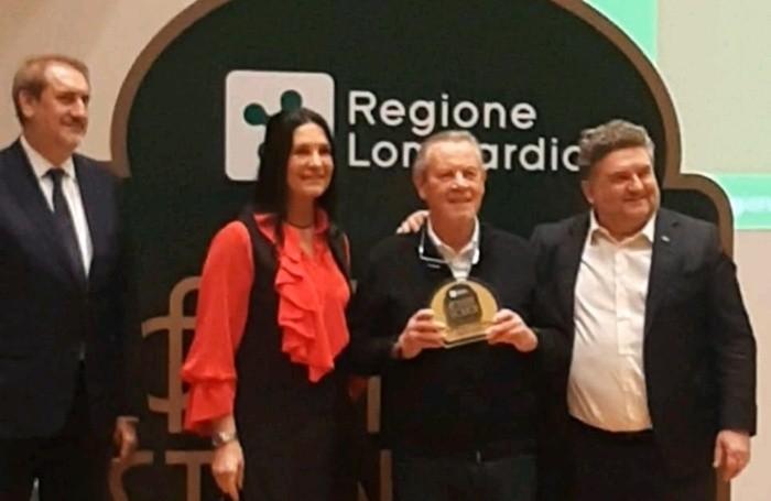 Il premio in Regione come attività storica