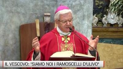Il Vescovo alla Domenica delle Palme: Aiutiamoci gli uni gli altri