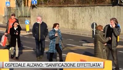 Inchiesta ospedale di Alzano: Sanificazione fu fatta