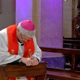 L'Ultima Cena e la Passione   con il vescovo in ospedale
