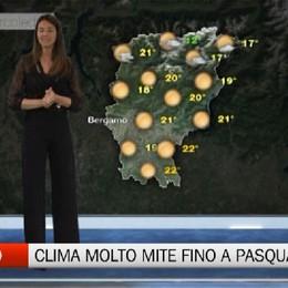 Meteo, le previsioni per mercoledì 8 Aprile