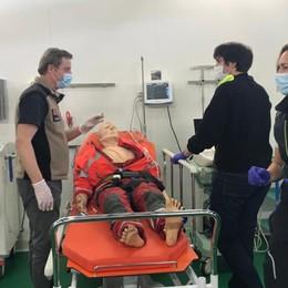Ospedale Alpini, lunedì i primi malati  «Simulazione del percorso d'urgenza»