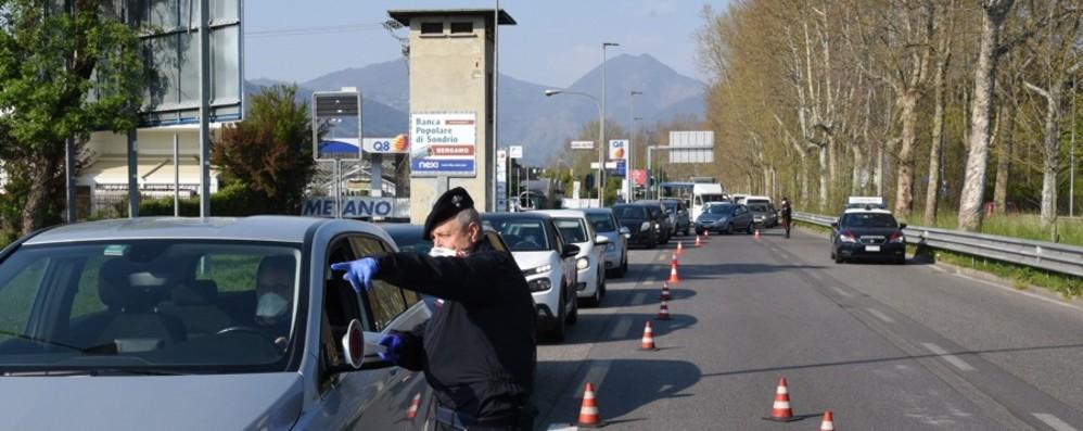 Ritorno nelle seconde case per Pasqua Val Seriana, più controlli per le festività